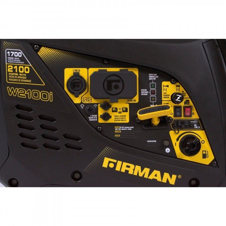Gas Powered Inverter 1700/2100 Watts and 50 similar items on