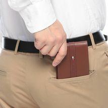 Tommy Hilfiger Men's Premium Leather Credit Card ID Wallet Billfold 31TL22X062 image 4