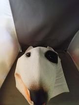 Spuds Mackenzie Dog Bull Terrier Mask   - $20.00