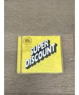 SUPER DISCOUNT - Self-Titled (1998) - CD - Dance Electronics - VG+ - $10.00