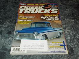 Classic Trucks Magazine April 2010 Vol 19 No 4  Yogi's Cam Air - $2.99