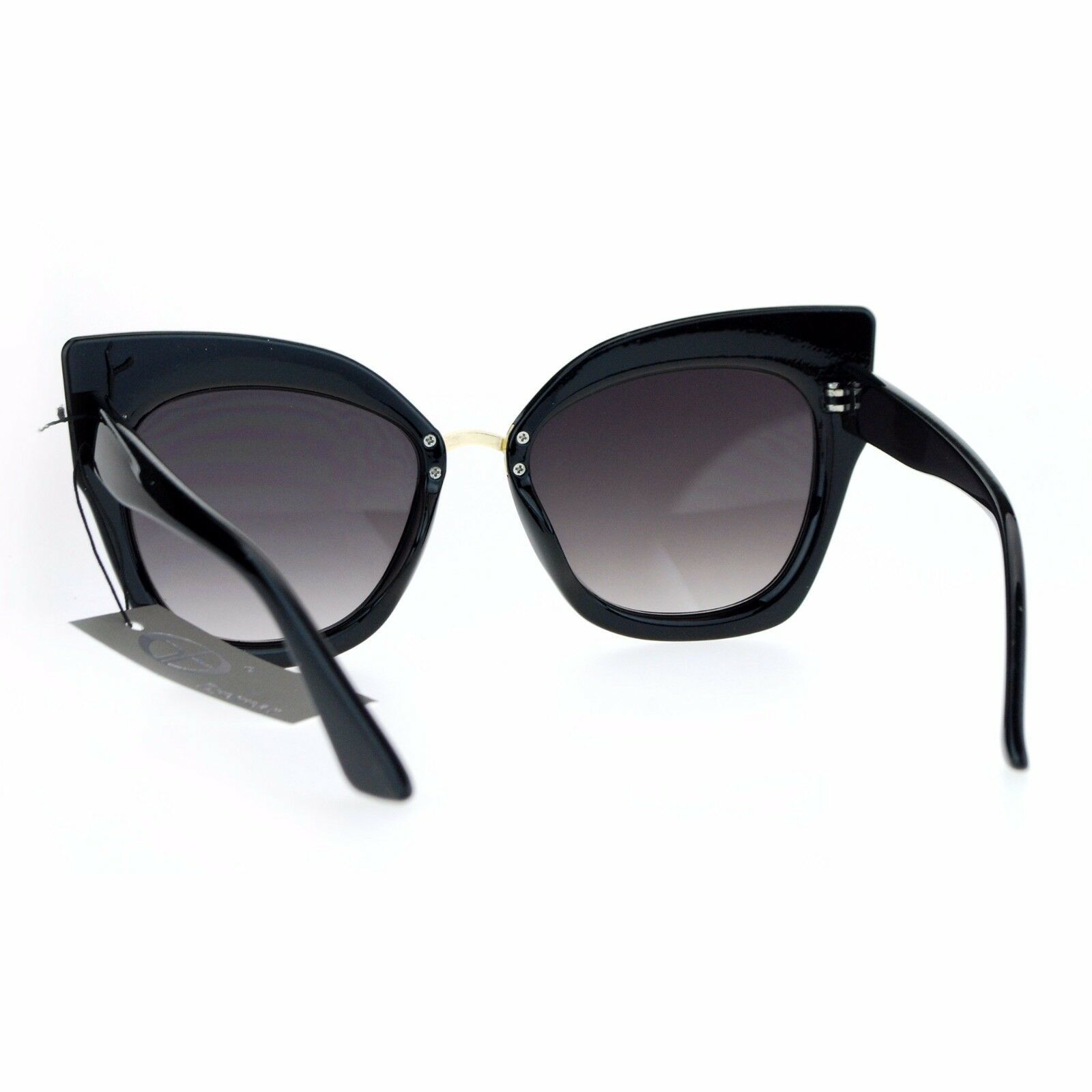 Oversized Fashion Sunglasses Womens Square Cateye Butterfly UV 400 image 7