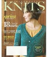 INTERWEAVE KNITS  SPRING 2012 - $3.99