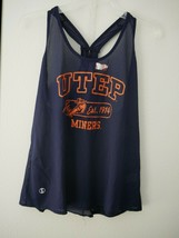 Ouray Sportswear NCAA Texas El Paso Miners Womens Precision Tank Sz L NWT - $14.85