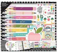 Create 365 Big Box Happy Planner Teacher Influencer's Deluxe Kit 2019-2020 - $27.99