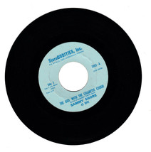Sammy Shore-Girl with the Cigarette Cough/Silly 45 Vinyl Record  Stereod... - $6.00