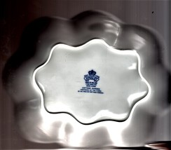 Aynsley - Vintage Cottage Garden serving dish, English Bone China image 6