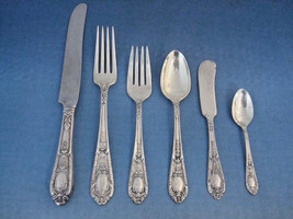 Fontaine by International Sterling Silver Flatware Set 8 Service 65 Pcs ... - $3,495.00