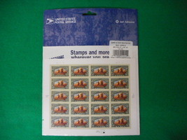 Lewis and Clark Bicentennial Mint Stamp Sheet NH VF Original Package - $7.97