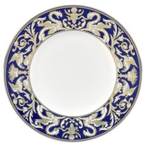 "Wedgwood Renaissance Gold 9"" Accent Salad Plate New - $39.90"