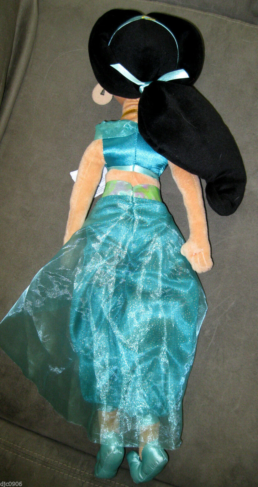 "Aladdin's Jasmine 20"" Plush Doll Soft Stuffed Toy Figure-New!!!Jasmine Plush-New image 5"