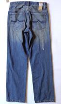 Mens DKNY Jeans 29 x 30 Straight Leg Blue Denim - $39.55