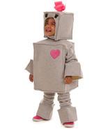 Princess Paradise Kids Rosalie The Robot Costume, 18m/2 Tall, Gray - £57.02 GBP