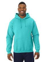 Jerzees Men's NuBlend Youth Hooded Sweatshirt ( scuba blue/X-Large) - $16.85