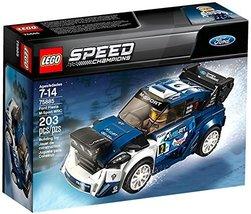 LEGO Speed Champions Ford Fiesta M-Sport WRC 75885 Building Kit (203 Piece) - $20.97