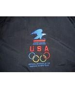 VTG 1992 USA Olympic Games USPS Post Office Sponsor Windbreaker Jacket X... - $34.99