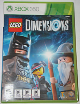 XBOX 360 - LEGO DIMENSIONS (Complete with Manual) - $8.00