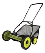 Sun Joe MJ501M Mow 18-Inch Manual Reel Mower with Catcher - $80.07