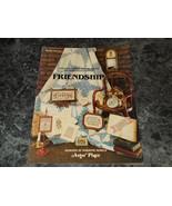 Friendship book 7 Designed by Maryanne Moreck Astor Place - $2.99