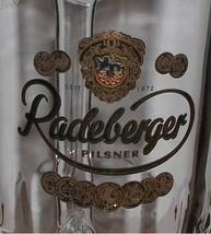 German Radeberger Pilsner Beer Stein Mug and 2 ... - $22.26
