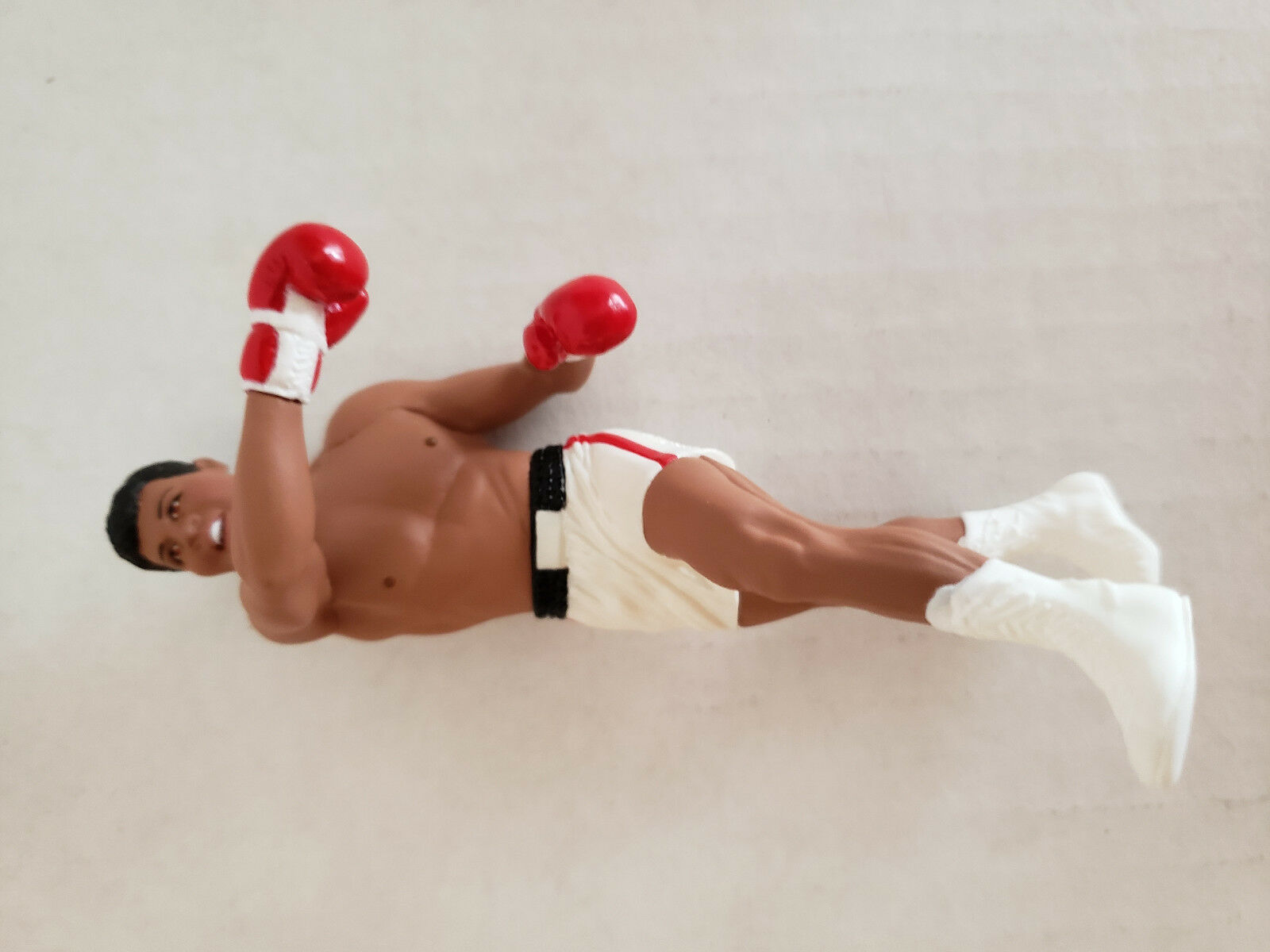 1999 Muhammad Ali Boxing Great Hallmark Keepsake Christmas Ornament Orig. Box image 3