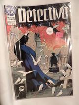 #610 Detective Comics starring Batman 1990 DC Comics A310 - £3.51 GBP