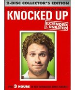 KNOCKED UP (TWO-DISC UNRATED COLLE MOVIE [DVD] - $5.93