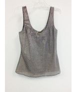 New Joe's Jeans Designer Gray Women's Sleeveless Tank Top Shirt Size Small - $24.49