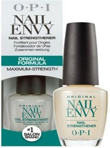 OPI Original Nail Envy Nail Strengthener, Maximum Strength Formula, 0.5 ... - $16.28