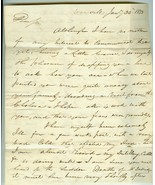 1833 Letter Sent to Mount Vernon, Ohio from Pit... - $17.50