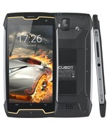 "cubot king kong 2gb 16gb waterproof dustproof shockproof 5.0"" android sm... - $146.99"