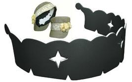 2 Pk Military Stylish Wrap Around Insert| Hat Shaper| Hat Liner] Caps an... - $8.98