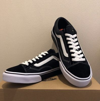 US9 brand new unused item mastermind JAPAN × VANS V36 OG OLD SKOOL