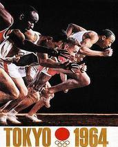 1964 - Summer Olympics - Tokyo - Promotional Advertising Poster - £7.22 GBP+