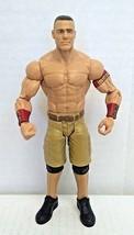 Wrestling WWE John Cena Action Figure 2013 Mattel Used - $14.85