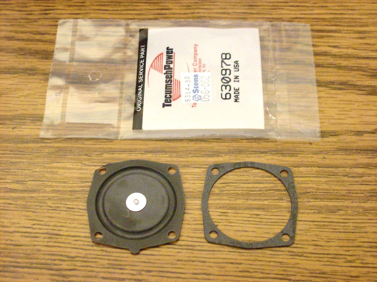 Tecumseh Carburetor Diaphragm Rebuild Kit And 50 Similar Items