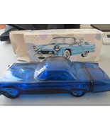 Vintage Avon Ford Thunderbird Decanter Wild Country aftershave! jch025 - $12.86