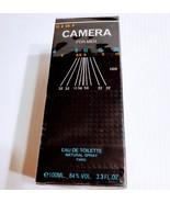 Camera For Men Eau de Toilette Natural Spray 100ml 3.3 Fl. Oz By Max Dev... - $47.00