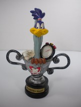 Extremely Rare! Looney Tunes Road Runner Best Runner Trophy Figurine Statue - $178.50