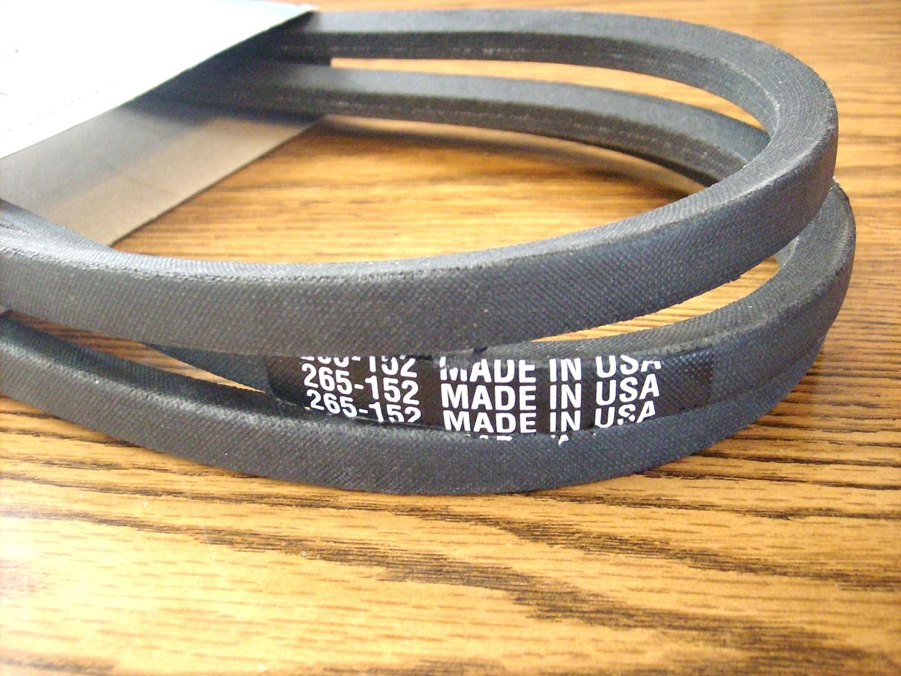 Craftsman Lawn Mower Belts : Ariens craftsman husqvarna lawn mower deck belt