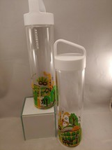 Starbucks 18oz you are here New Orleans  glass water bottle 2016 lot of 2 - $23.01