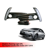 Daytime Running Light DRL Daylight Lamp For Toyota Corolla Altis Sedan 2... - $138.69