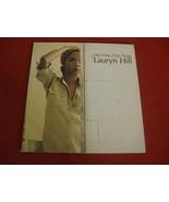 LAURYN HILL DOO WOP (THAT THING) CD SINGLE - free shipping - $5.99