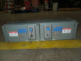 Challenger QMQB6632R 60/60A 3p 240V Twin Fusible Switch Unit Used - $500.00