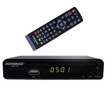 Best Analog to Digital TV Converter Box HD DVR HDTV ATSC Tuner Remote Re... - $29.72