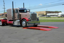 "Wireless OP-923 Axle Truck Scale 10'x30"" Platform 60,000 lb Indicator + ... - $8,399.00"