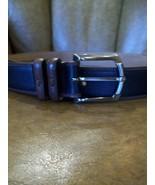 Tommy Bahama Men's Belt, Deerhunter, Black & Brown, Sz 34, New w/tags - $70.00