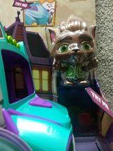 Netflix Playschool Super Monsters GrrBus Monster Bus Toy Lights Sounds & Music  image 6