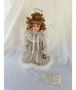 Ashton Drake Galleries Porcelain Doll - angel - $24.70