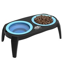 PETMAKER 80-PET6095 Elevated Pet Bowls with Non Slip Stand - $16.86